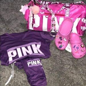 Pink Set .
